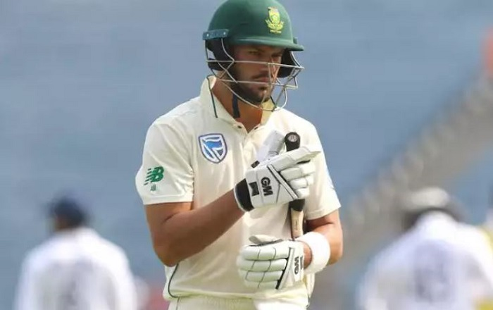 Markram ruled out of 3rd Test against India with fractured wrist