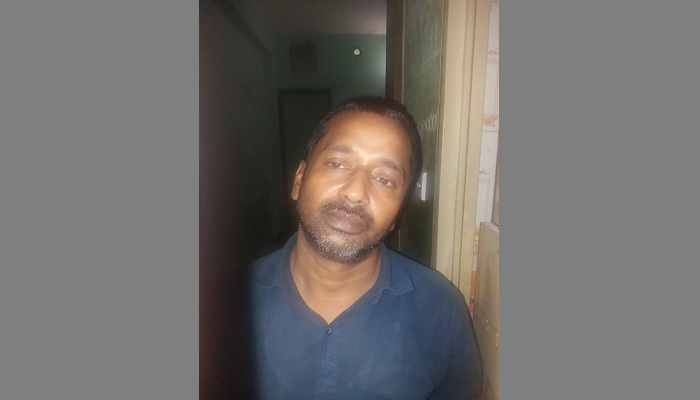 Fake DNCC official detained in city