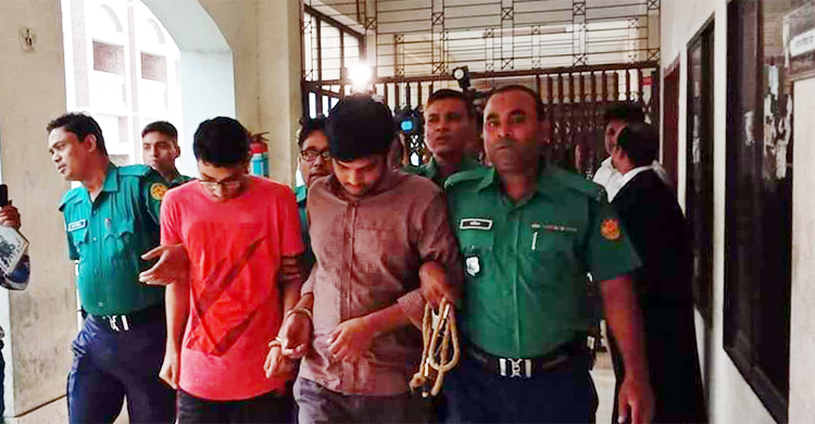 Two accused placed on 3-day fresh remand in Abrar killing case