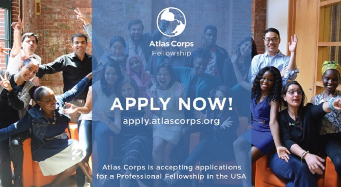 Atlas Corps Fellowship in US Open for Social Change Makers