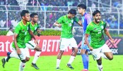 Bangladesh Football: From down to dawn