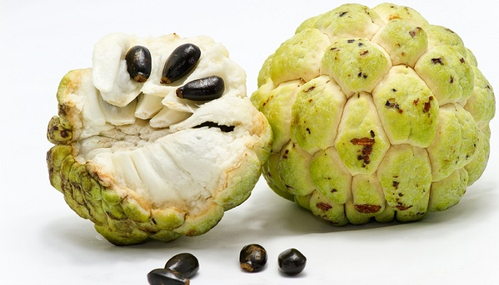 Why should include custard apple in diet