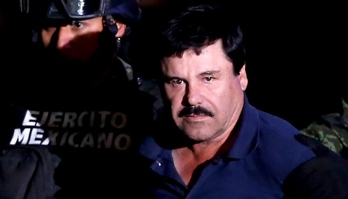 Son of Mexican drug lord 'El Chapo' captured