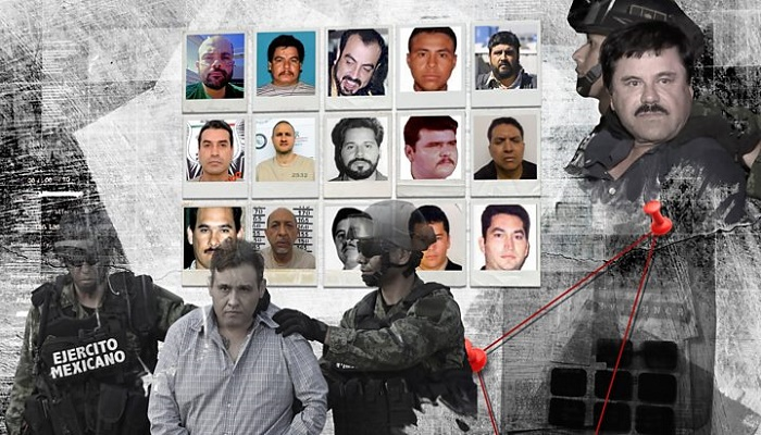 Heavy fighting erupts as El Chapo's son goes free