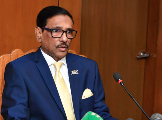Russel killing a loathsome crime in civilisation's history: Quader
