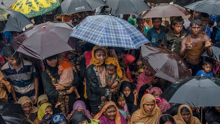 Int'l conclave on justice for Rohingyas in Hague today