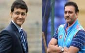 Saurav Ganguly's jibe against Ravi Shastri goes viral