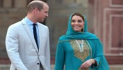 UK royal couple land in Pakistani capital after storm delay