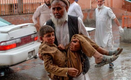 At least 62 killed in Afghan mosque blast