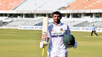 NCL: Saif Hassan hits double ton, Abu Hider bags 5 wickets
