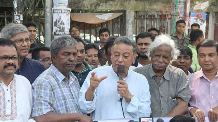 Zafrullah urges BNP to take to street 'divorcing' Jamaat
