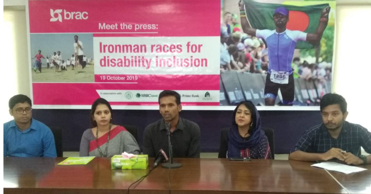 Two Bangladeshis to compete in 'lronman Malaysia 2019'