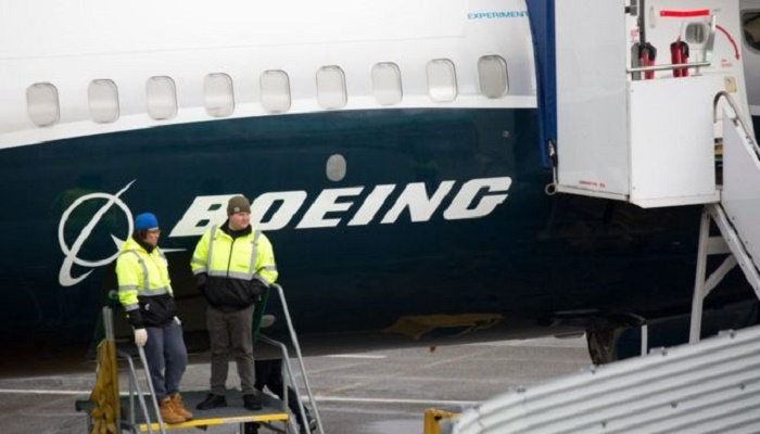 Boeing staff texted about 737 Max issue in 2016