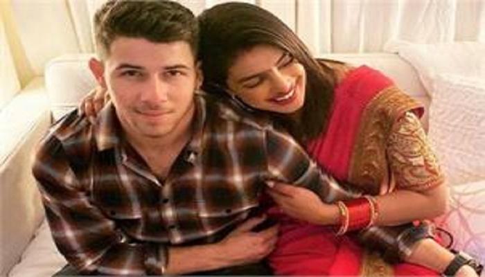 Priyanka Chopra, Nick Jonas celebrate Karwa Chauth