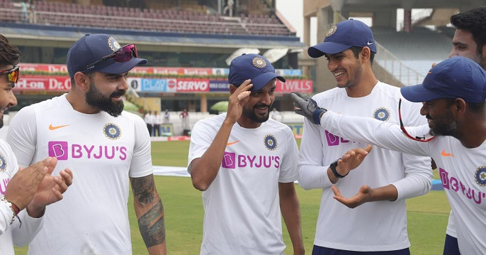 India win toss and bat as South Africa make changes