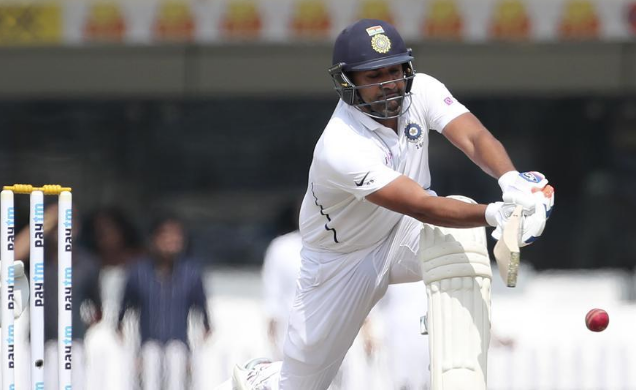 Rohit Sharma breaks world record for most sixes in a Test series