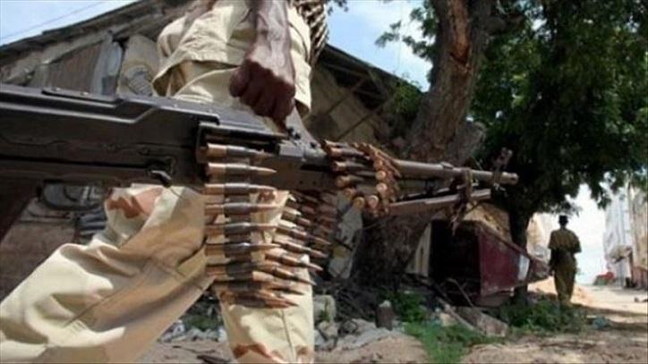 Somali forces kill 20 al-Shabab militants in central region