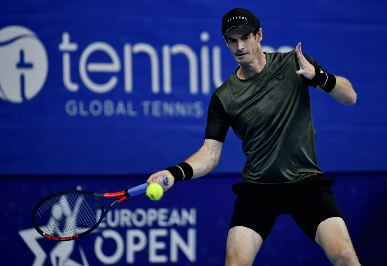 Murray into first semi-final since 2017 Roland Garros