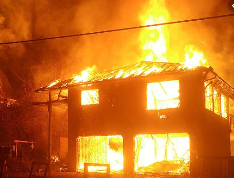 Child killed, 3 injured in Chattogram fire
