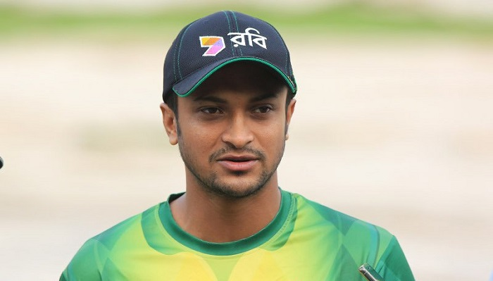 Cricketers in Bangladesh are being suppressed: Shakib
