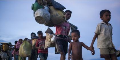 Myanmar-must-guarantee-Rohingyas'-human-rights-for-repatriation-Dhaka-to-UN