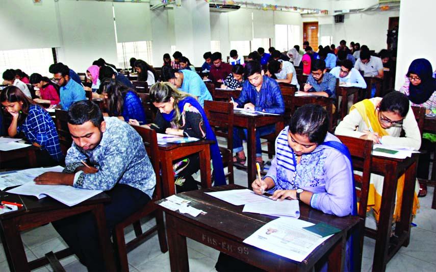 DU admission tests: 86.95pc fail 'Ka' unit, 97.5pc 'Cha' unit