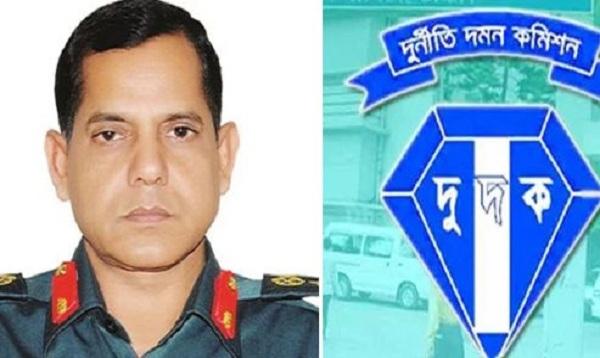 ACC arrested DIG Bazlur Rashid, sent to jail