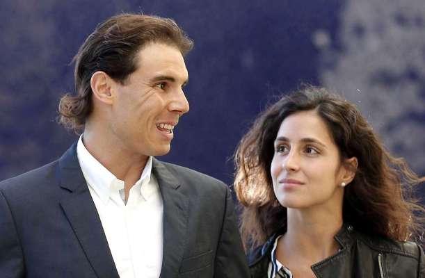 Rafael Nadal marries longtime girlfriend Xisca Perello