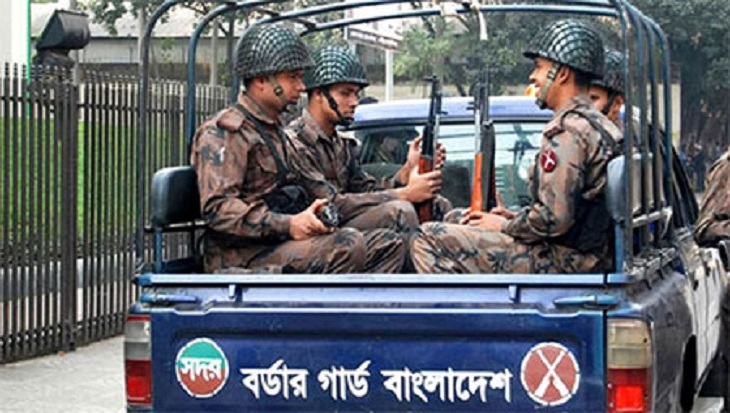 Pent-up situation in Bhola, BGB deployed