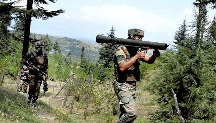 Five Pakistani soldiers killed in Indian retaliatory firing along the LoC