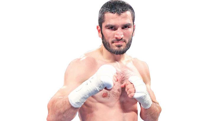 Artur stops Gvozdk to unify titles