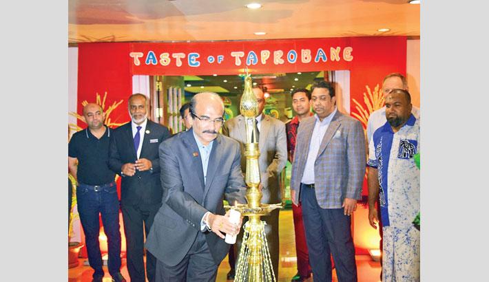 'Taprobane Food Festival' begins at Peninsula