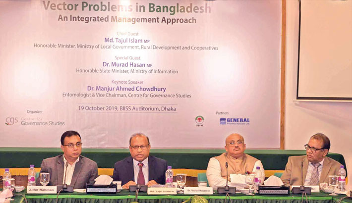 'Ministries must work together to fight dengue'