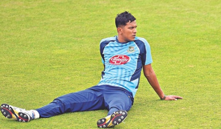 Saifuddin to miss India T20Is after recurrence of back issue