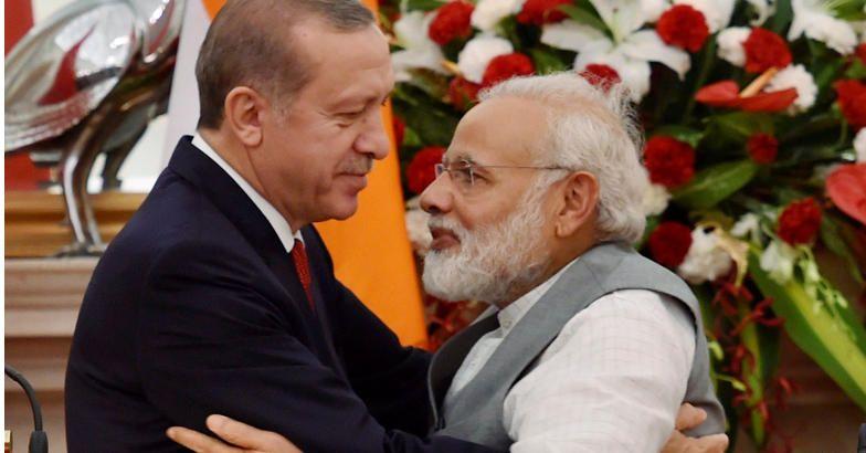 Modi cancels Turkey visit after Erdogan's Kashmir comments