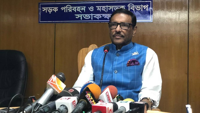 Quader attributes Menon's election comment to 'personal interest'