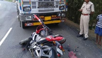 Cop killed in Narayanganj road accident