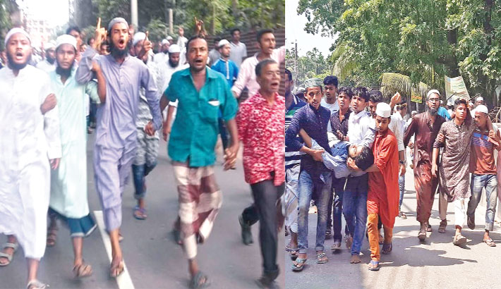 4 killed, over 100 hurt in Bhola clashes over Facebook post
