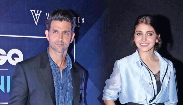 Hrithik, Anushka to star in Satte Pe Satta remake titled Seven