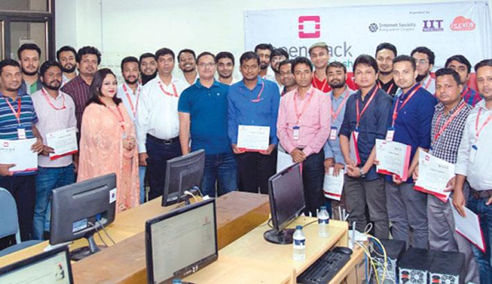 OpenStack workshop in Dhaka