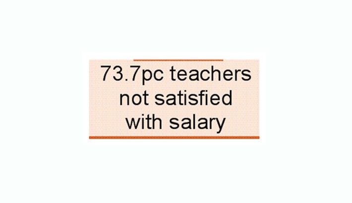 Secondary teachers face pay disparity