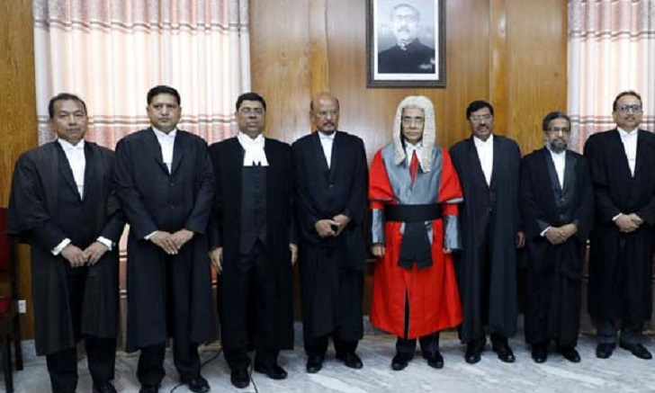 Newly appointed additional judges take oath