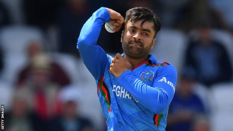Afghanistan's Rashid Khan picked first in Hundred draft