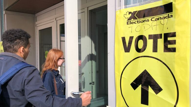 First polls open in Canada's general elections