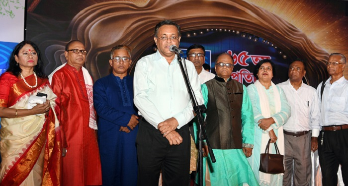 Jatiya Press Club celebrates 65th founding anniversary