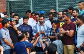 11-point demand for which cricketers call strike