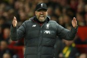 'They just defend' Klopp frustrated as stubborn Man Utd hold Liverpool