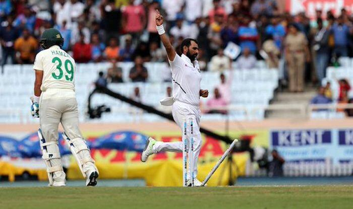 South Africa 26/4 after following on at tea on 3rd day