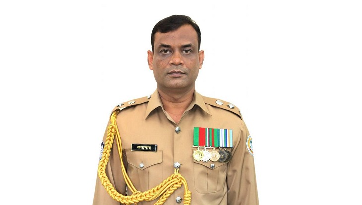 Bhola police super's Facebook ID 'hacked'
