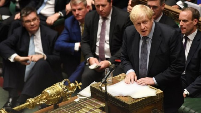 Brexit: Johnson in last push to get deal through